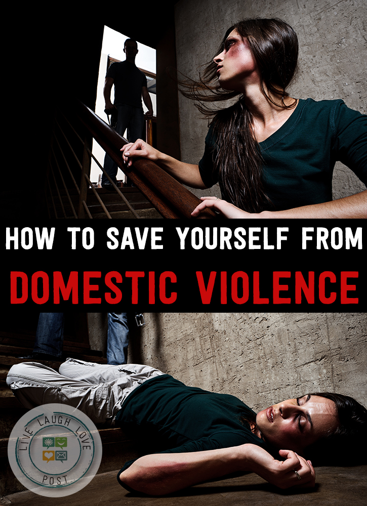 How To Save Yourself From Domestic Violence