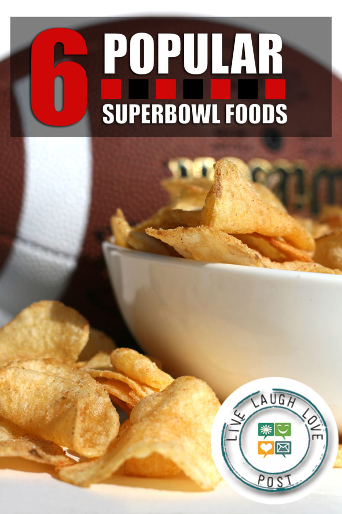 6 Popular Super Bowl Foods
