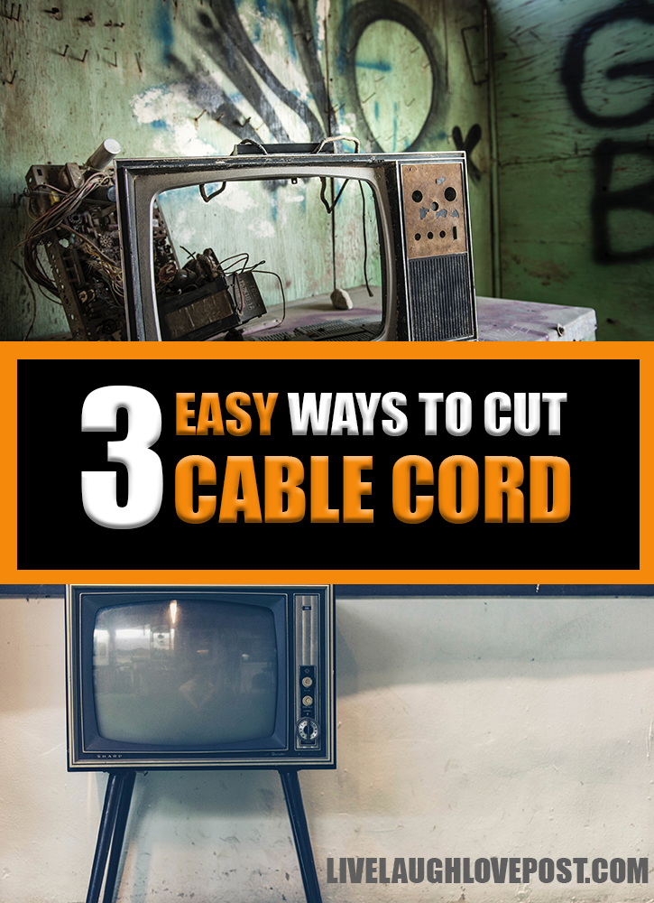 3 Easy Ways To Cut Cable Cord