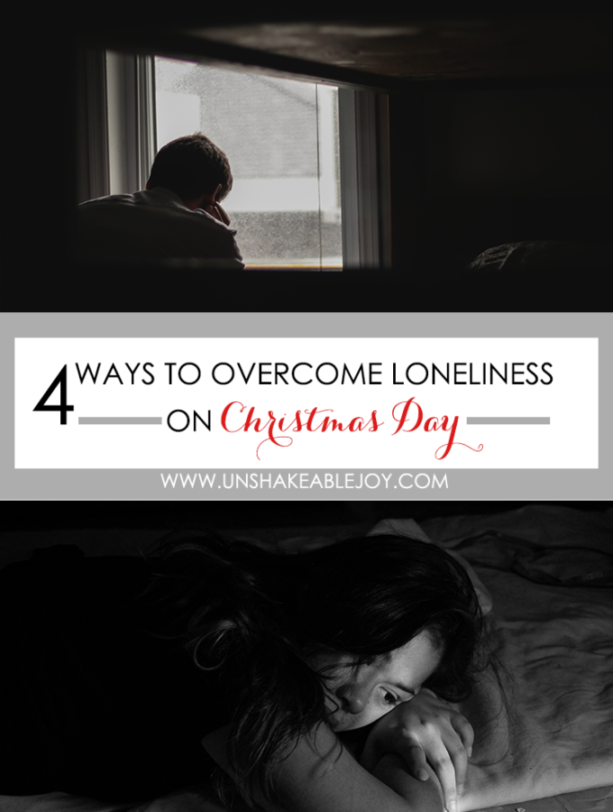 4 Ways To Overcome Loneliness On Christmas Day