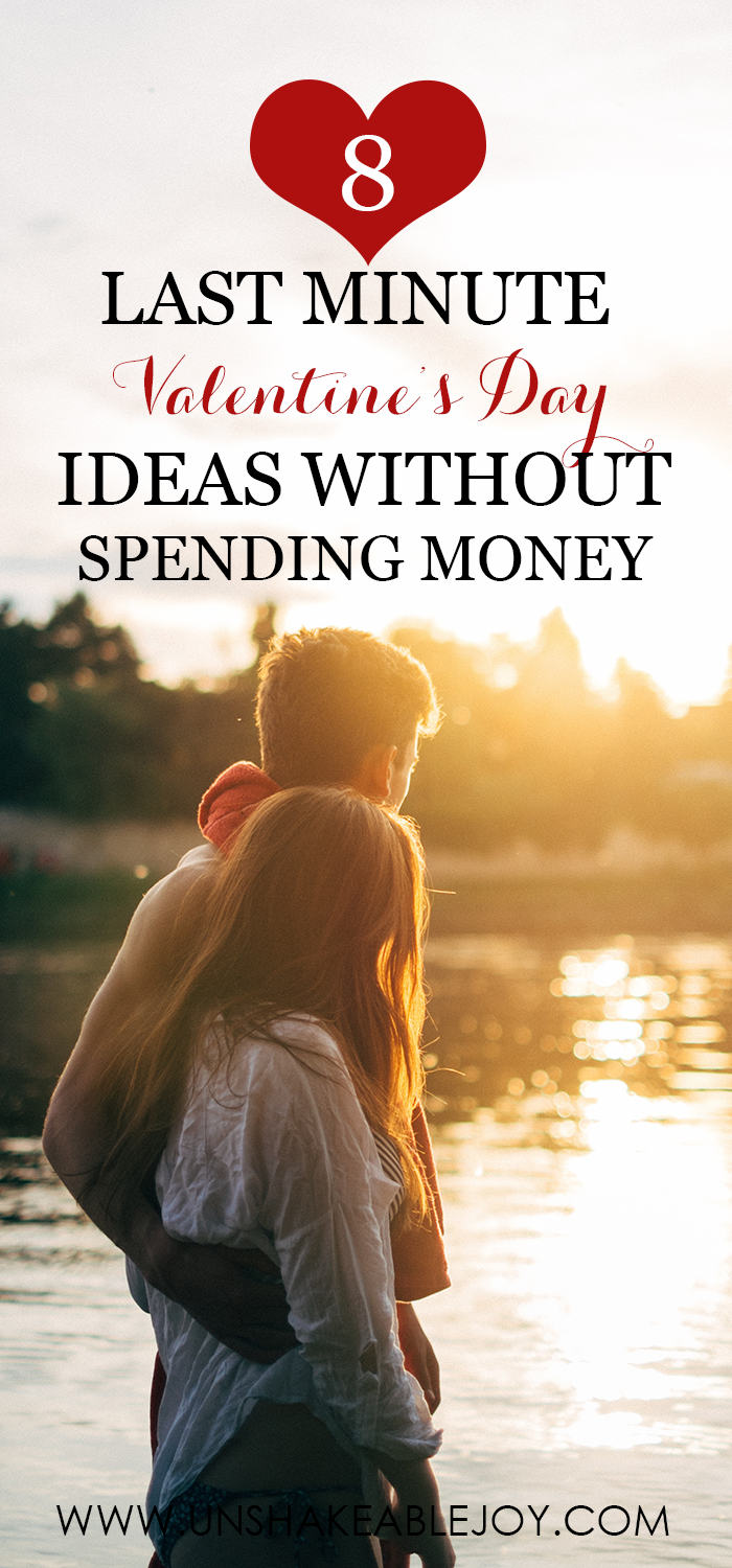 ideas without spending money