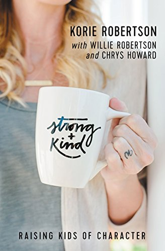 Strong and Kind Book Cover