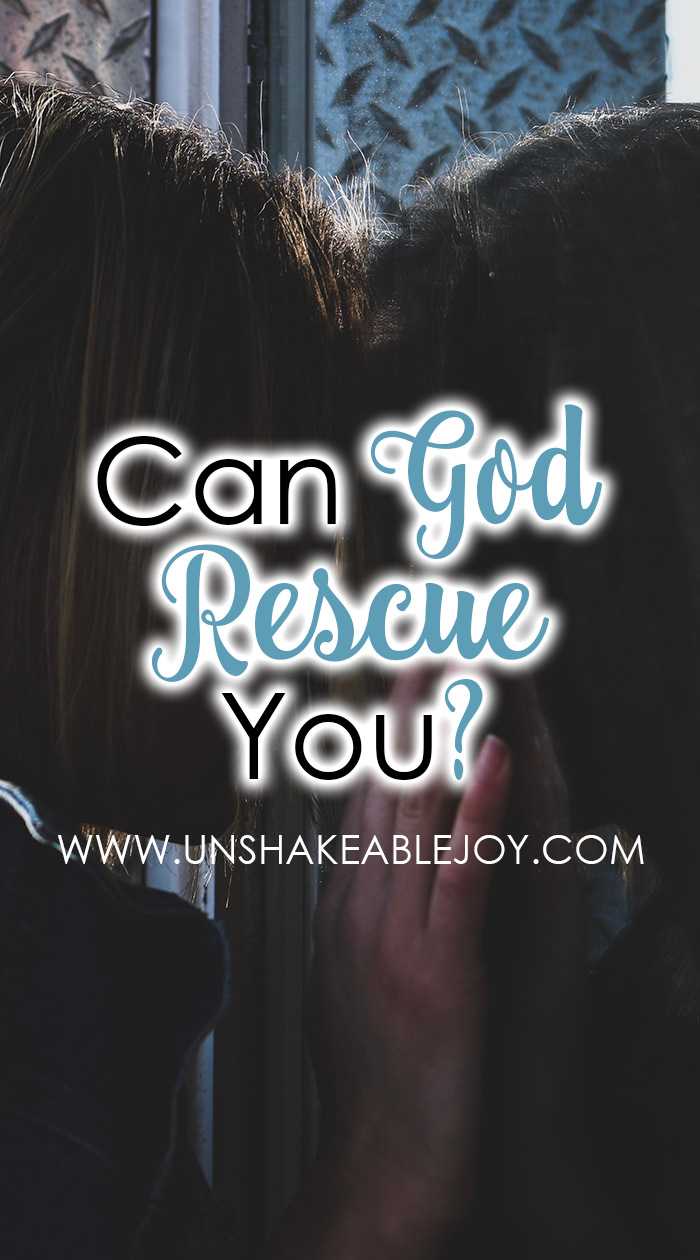 Can God Rescue You