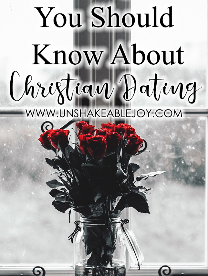 5 Things You Should Know About Christian Dating