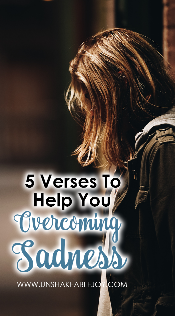 5 Verses To Help You Overcoming Sadness